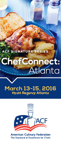 ChefConnect: Atlanta – March 13-15, 2016
