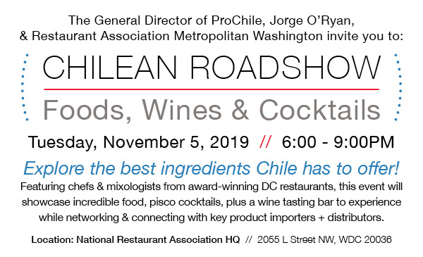 Chilean Roadshow