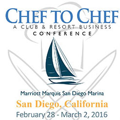Chef to Chef: A Club and Resort Business Conference