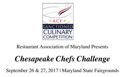 Chesapeake Chefs Challenge
