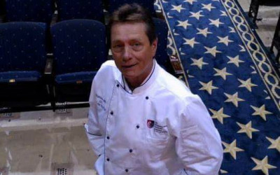 Memorial Service For Chef Stephen Abel, CEC