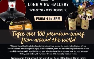 Zachys D.C.'s Wine Extravaganza