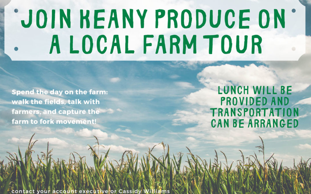 Keany Local Farm Tours